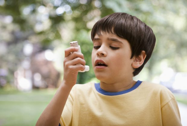 Caring for a Child Who Has Asthma